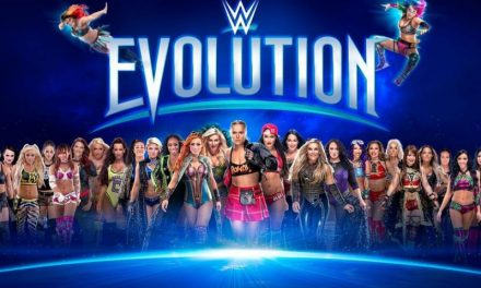 WWE Evolution 2018 (October 28) Results & Review