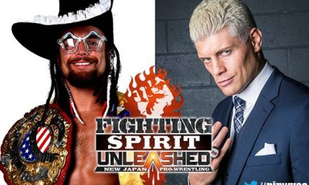 NJPW Fighting Spirit Unleashed 2018 Results & Review