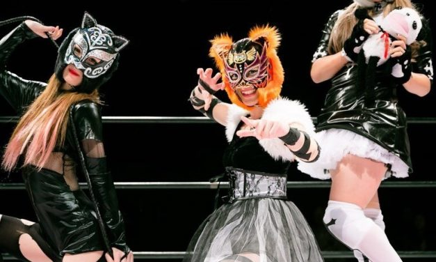 Goddesses of Stardom Tag League Day 4 (October 28) Results & Review