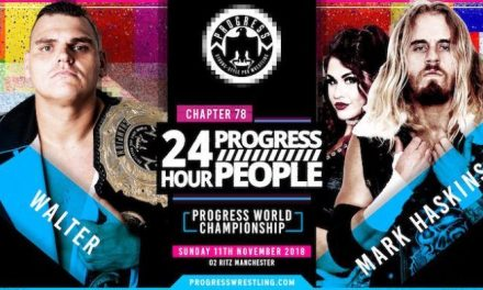 PROGRESS Chapter 78 '24 Hour Progress' Results & Review