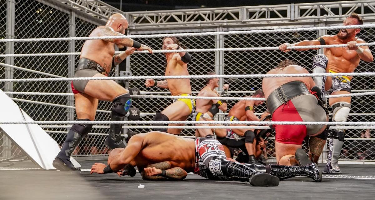 NXT TakeOver: War Games 2018 Results & Review