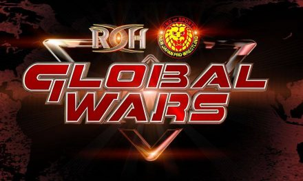ROH & NJPW Global Wars 2018 Tour Preview