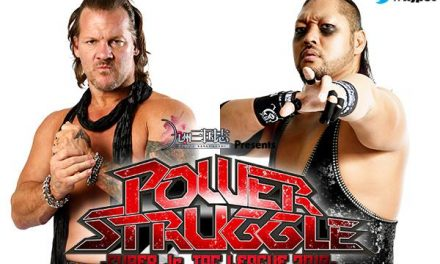 NJPW Power Struggle 2018 (November 3) Preview & Predictions