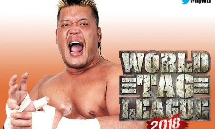 NJPW World Tag League 2018 Night 6 Results & Review