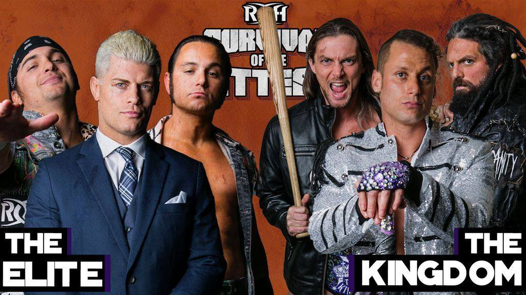ROH Survival of the Fittest 2018 (November 4) Results & Review