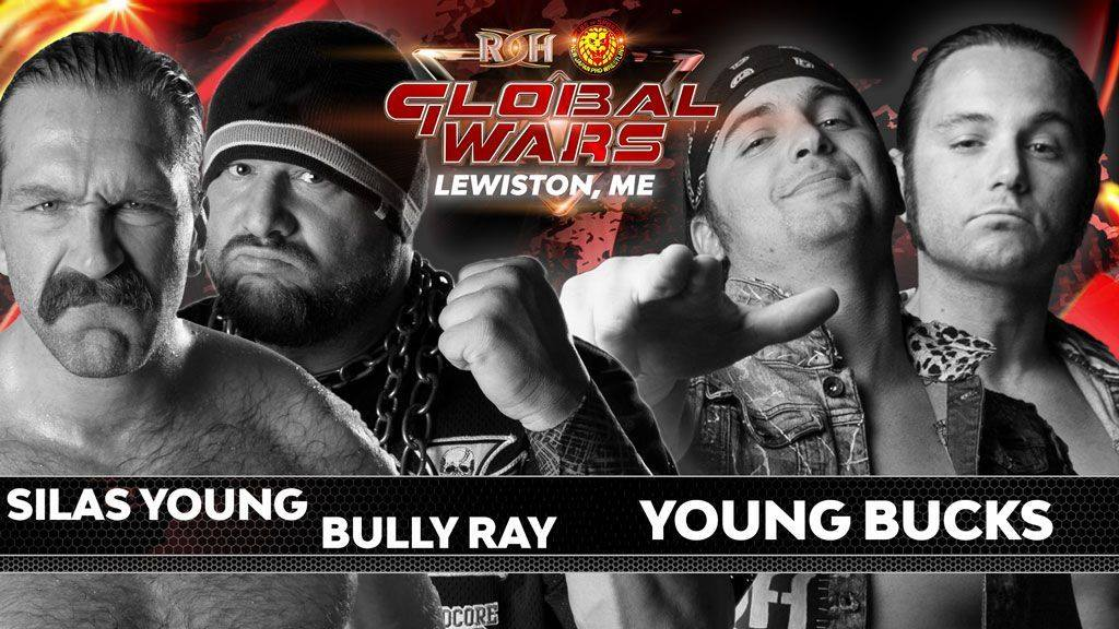 ROH/NJPW Global Wars 2018: Night 1 (November 7) Results & Review