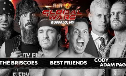 ROH/NJPW Global Wars 2018: Night 3 (November 9) Results & Review