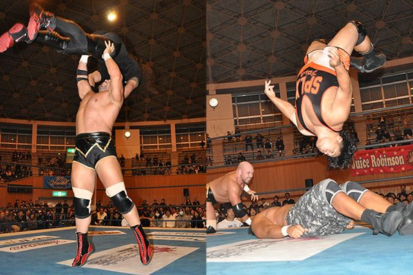 NJPW World Tag League 2018 Night 8 Results & Review