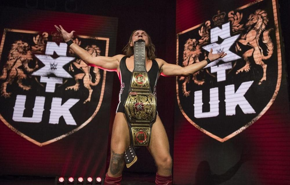 VOW Flagship: NXT UK Deals, WALTER & Your Questions!