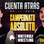 White Wolf Wrestling Cuenta Atrás (November 24) Results & Review
