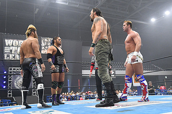 NJPW World Tag League 2018 Night 16 Results & Review