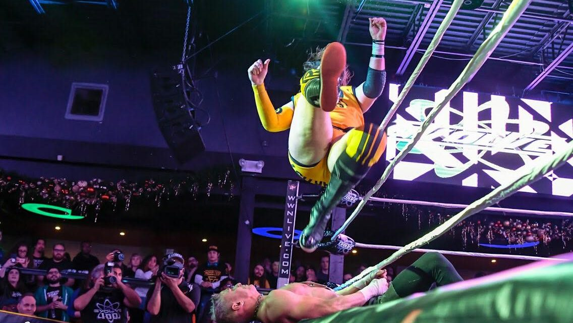 EVOLVE 117 (December 15th) Results & Review