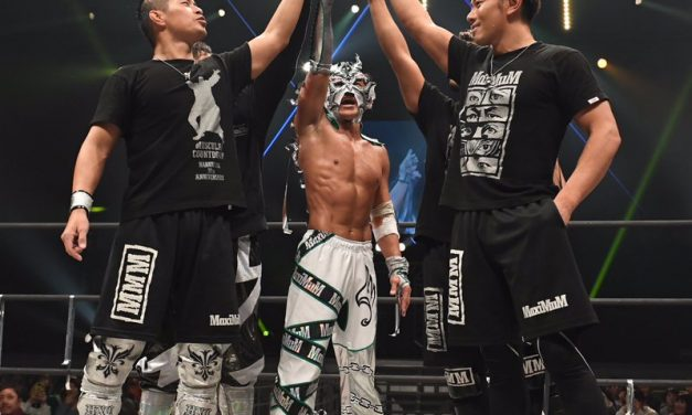 Dragon Gate Final Gate (December 23) Results & Review