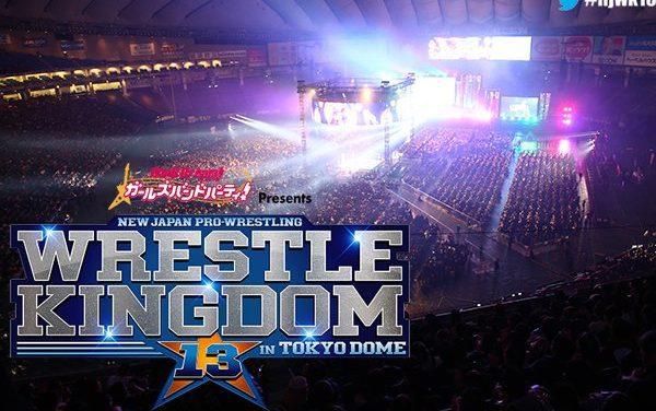 NJPW Wrestle Kingdom 13 Preview & Predictions