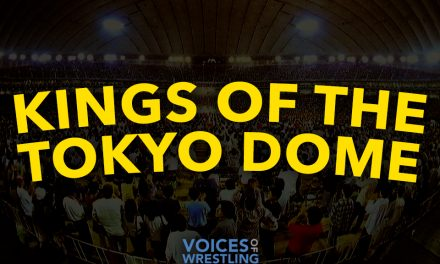 Kings of the Tokyo Dome: Part 2 (Genichiro Tenryu vs. Riki Choshu – 1993)