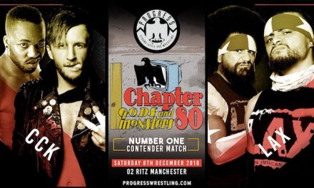 PROGRESS Chapter 80 'Gods & Monsters' Results & Review