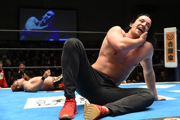 NJPW Road to Tokyo Dome (December 14) Results & Review