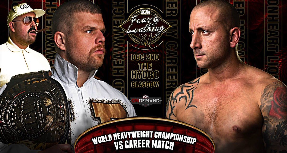 ICW Fear and Loathing XI Results & Review