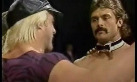 Rick Rude's Ill-Fated Face Turn