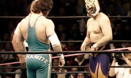 Kid vs. Mask: Dynamite Kid & Tiger Mask's Match Legacy