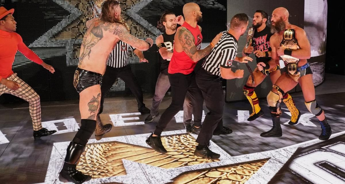 NXT TakeOver: Phoenix (January 26) Results & Review