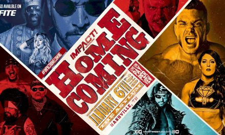 Impact Wrestling Homecoming PPV Results, Review