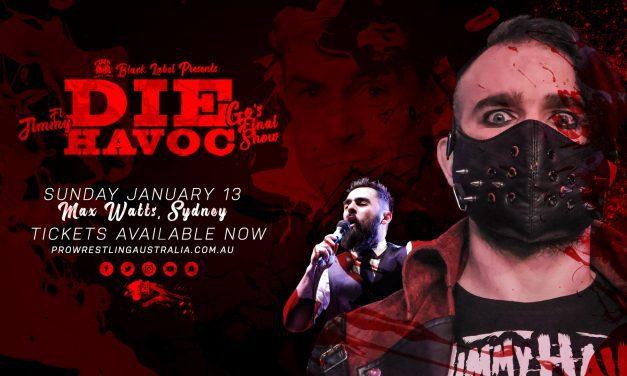MCW (January 12) and PWA Black Label (January 13) Previews