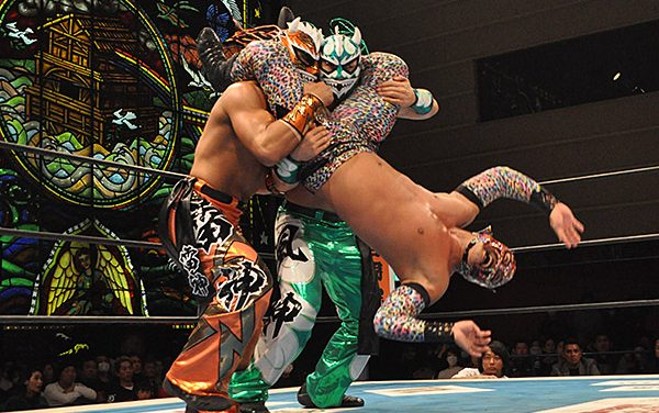 CMLL/NJPW Fantastica Mania 2018 Preview