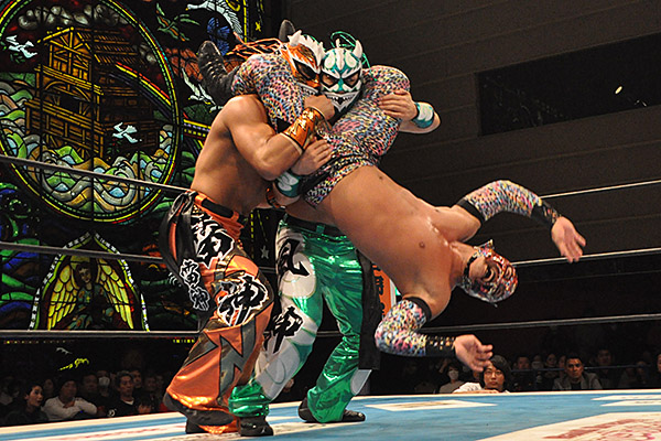 CMLL/NJPW Fantastica Mania 2018 Preview