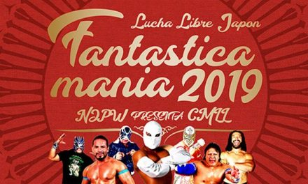 NJPW/CMLL FantasticaMania 2019 (January 11) Results & Review