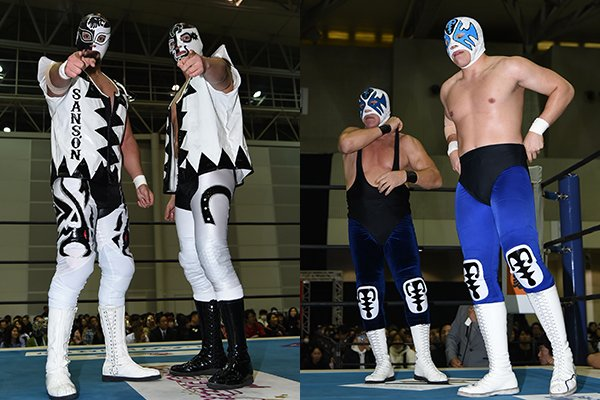 NJPW/CMLL FantasticaMania 2019 (January 16) Results & Review