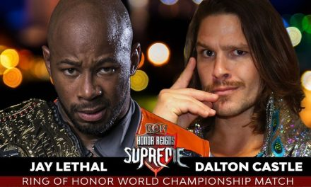 ROH Honor Reigns Supreme 2019 (January 13) Results & Review