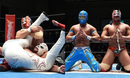 NJPW/CMLL FantasticaMania 2019 (January 18) Results & Review