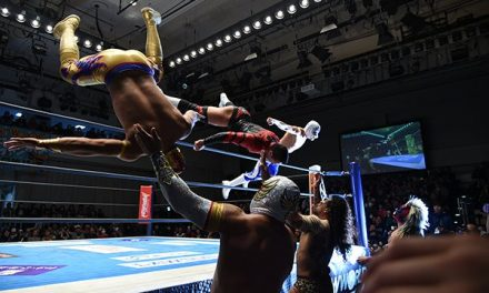 NJPW/CMLL FantasticaMania 2019 (January 20) Results & Review