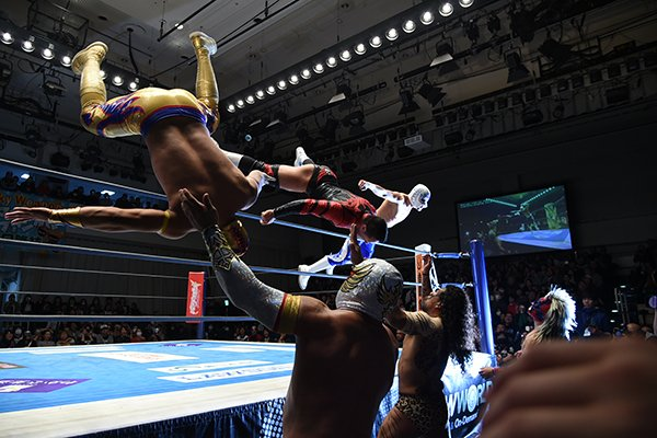 NJPW/CMLL FantasticaMania 2019 (January 20) Results & Review