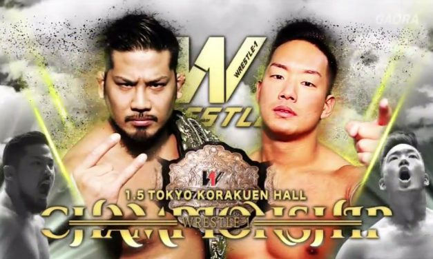 WRESTLE-1 Tour 2019 Sunrise Night 1 (January 5) Results & Review