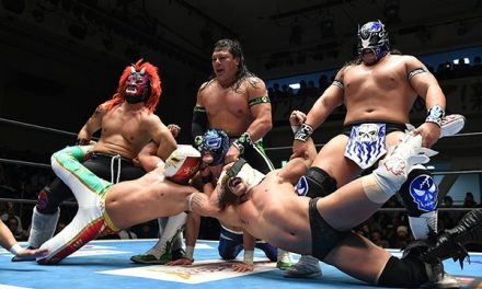NJPW/CMLL FantasticaMania 2019 (January 21) Results & Reviews