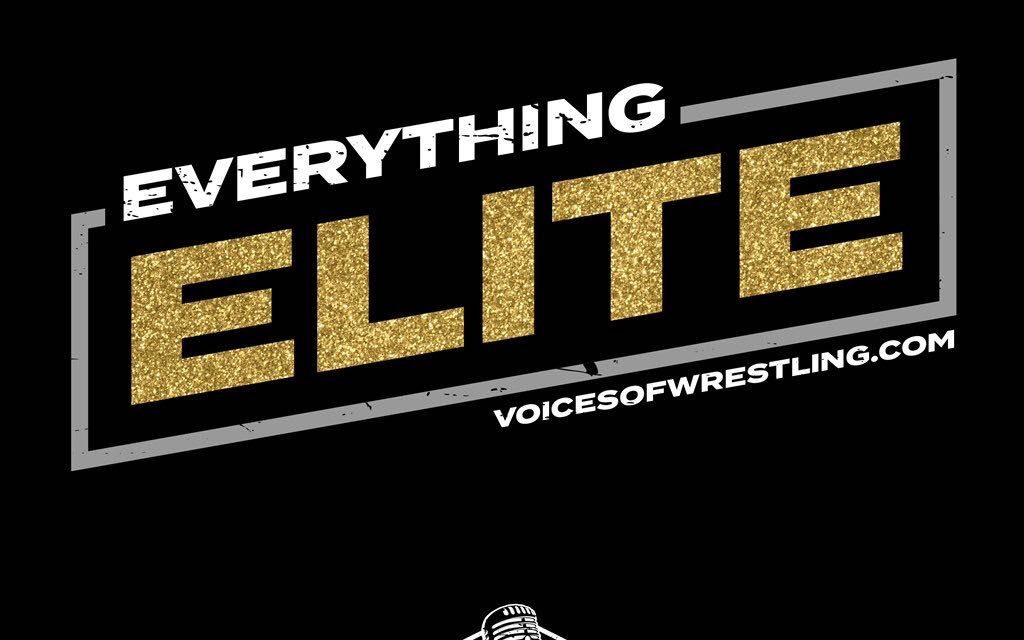 Everything Elite 35: ALL OUT Live Experience and Report with Aaron Taube!