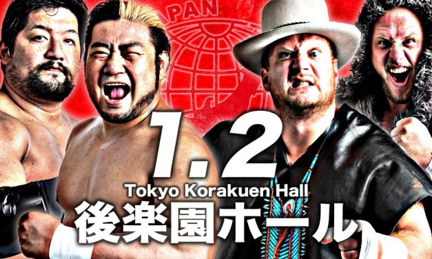 AJPW New Year Wars 2019 (January 2) Results & Review