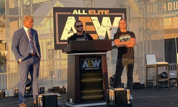 Thursday News Update: AEW News & Notes, NJPW Contract Notes
