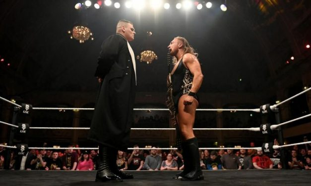 NXT UK TakeOver Blackpool Results & Review