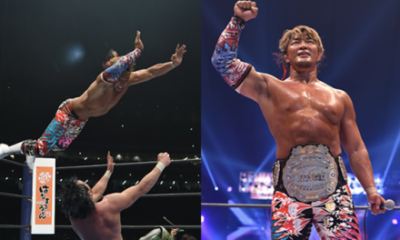 NJPW Wrestle Kingdom 13 (January 4) Results & Review