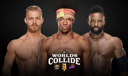 WWE Worlds Collide Tournament (Opening Round) Results & Review