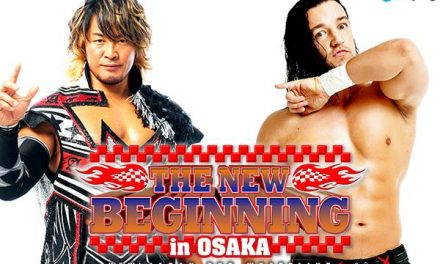 NJPW The New Beginning in Osaka 2019 Preview & Predictions