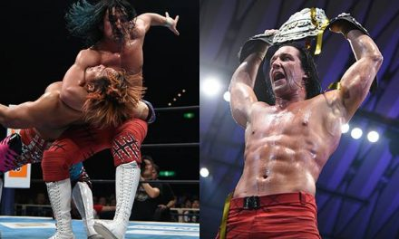 Instant Reaction: Jay White vs. Hiroshi Tanahashi (New Beginning Osaka)