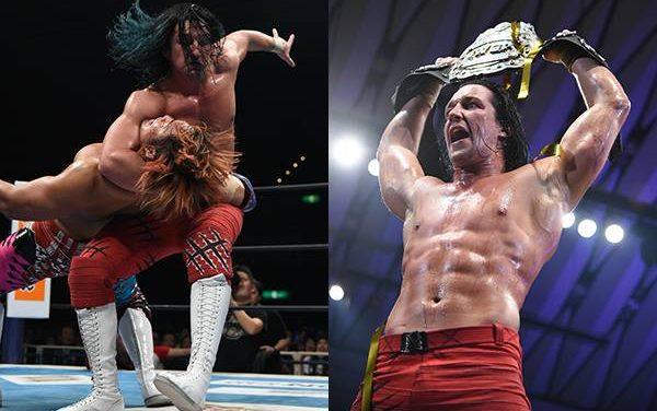 Instant Reaction: Jay White vs. Hiroshi Tanahashi (New Beginning Osaka)