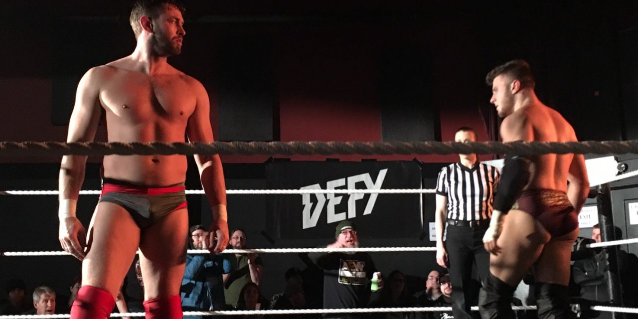 DEFY: John Morrison's Slamtown Results & Review