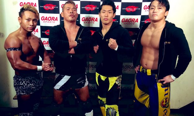 Dragon Gate Truth Gate 2019 (February 5) Results & Review