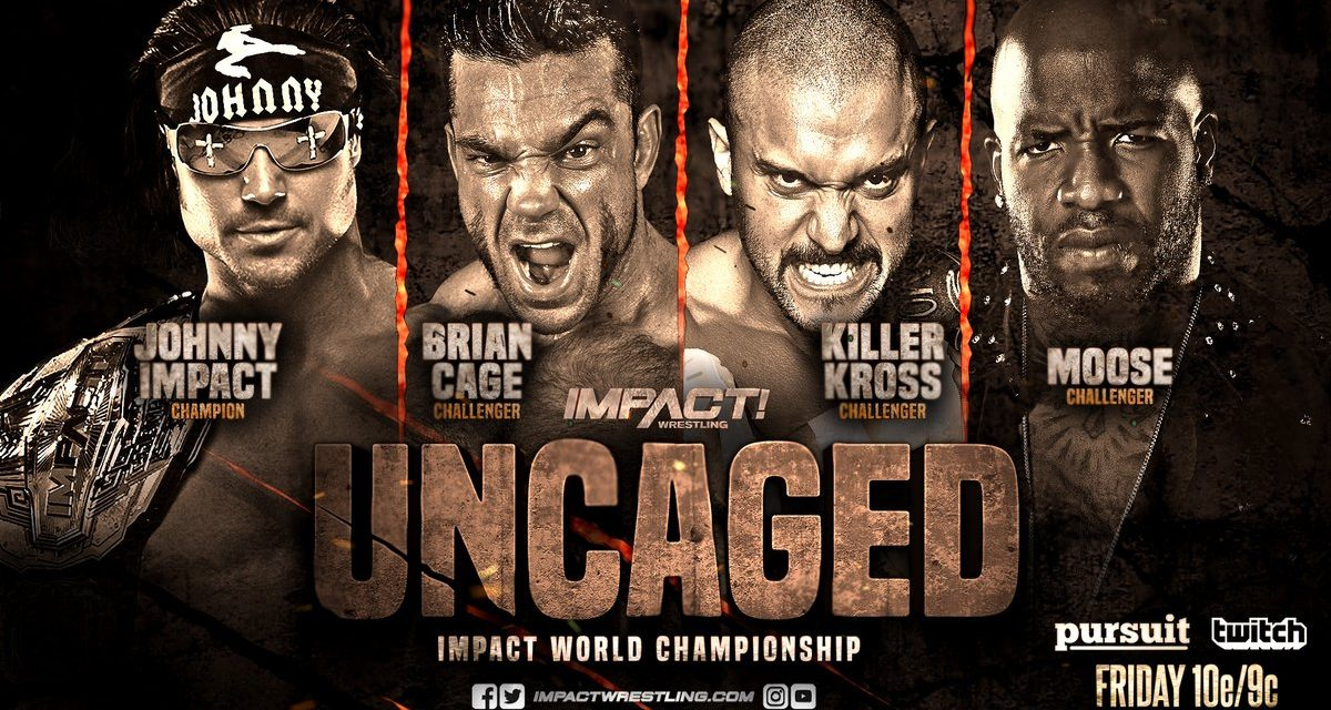 Impact Wrestling: Uncaged Preview, Predictions