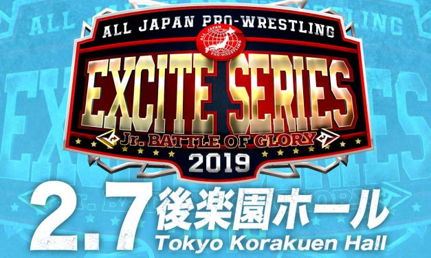 AJPW Excite Series 2019 (February 7) Results & Review